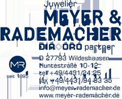 Logo von Juwelier Meyer & Rademacher